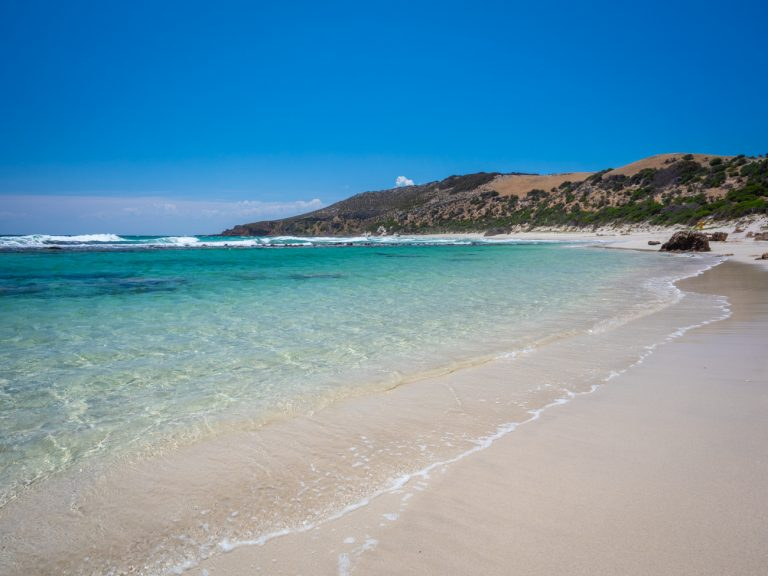 Beautiful Kangaroo Island Beach